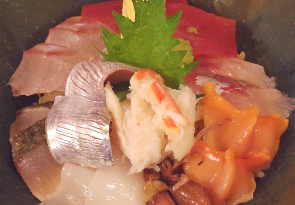 河童土器屋 海鮮丼