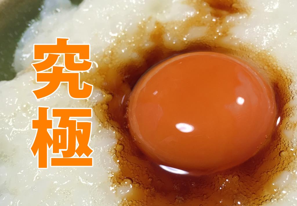1個500円!?アクアファーム秩父の最高級卵「輝」究極の卵かけご飯!
