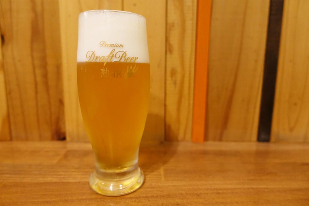 生ビール(熟撰)