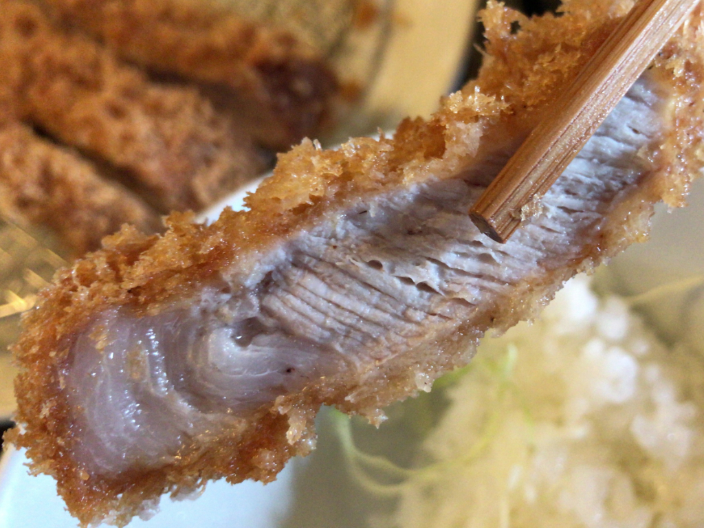 水塩土菜のロース