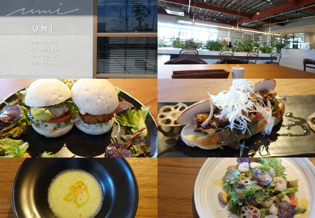 【UMI TABLE】静岡・久能街道沿いにある大人の空間で上等なランチを食べよう!