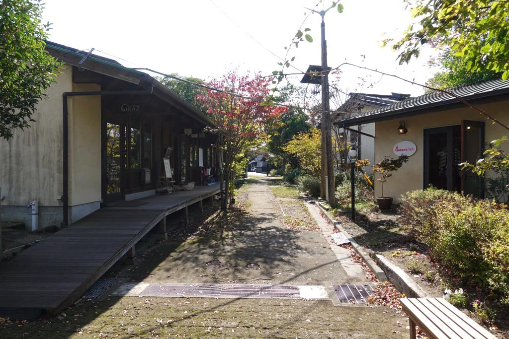 池田の森の店舗
