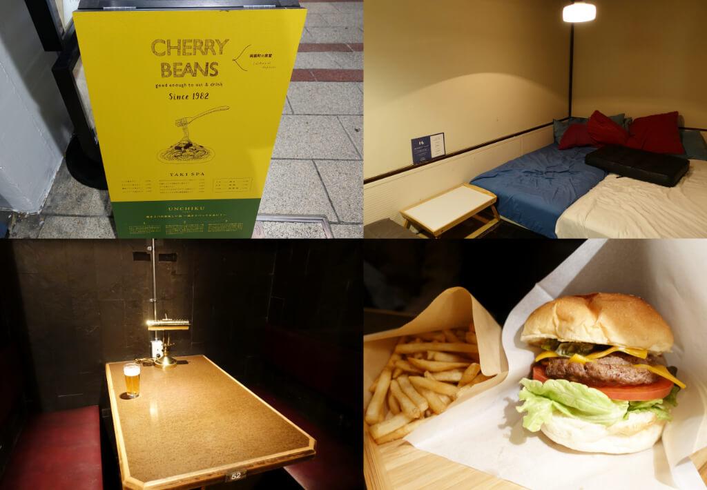 【チェリービーンズカフェ】あのチェリビの呉服町2号店はちょっぴり大人向け!