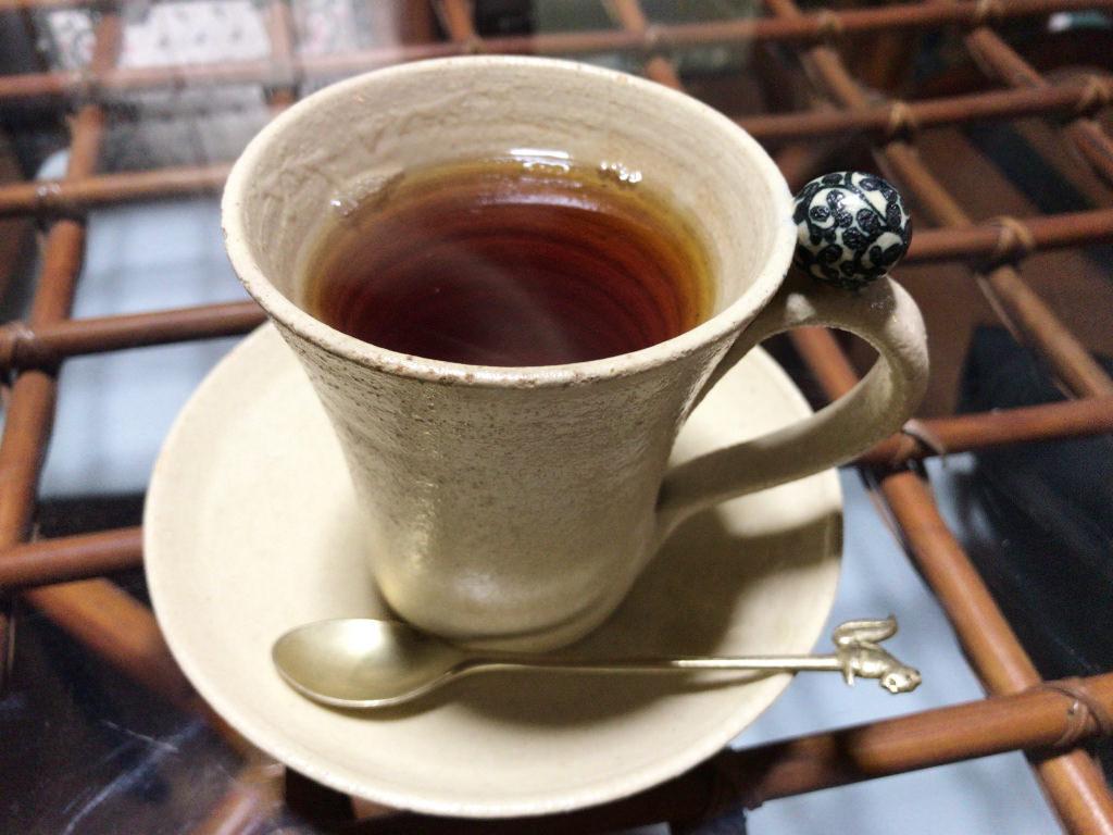 baby leafさんの静岡紅茶