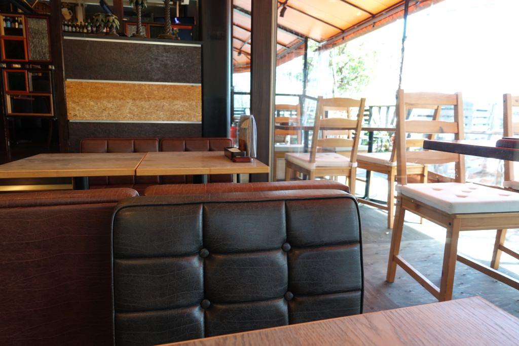 ファイブフィートカフェ(five feet cafe's)の店内