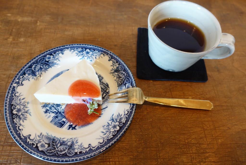 ソイレアチーズ フレッシュイチゴソース
