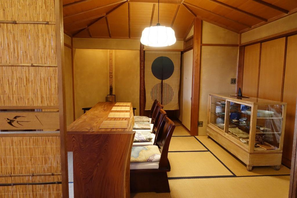 椿坂久保田のカウンター