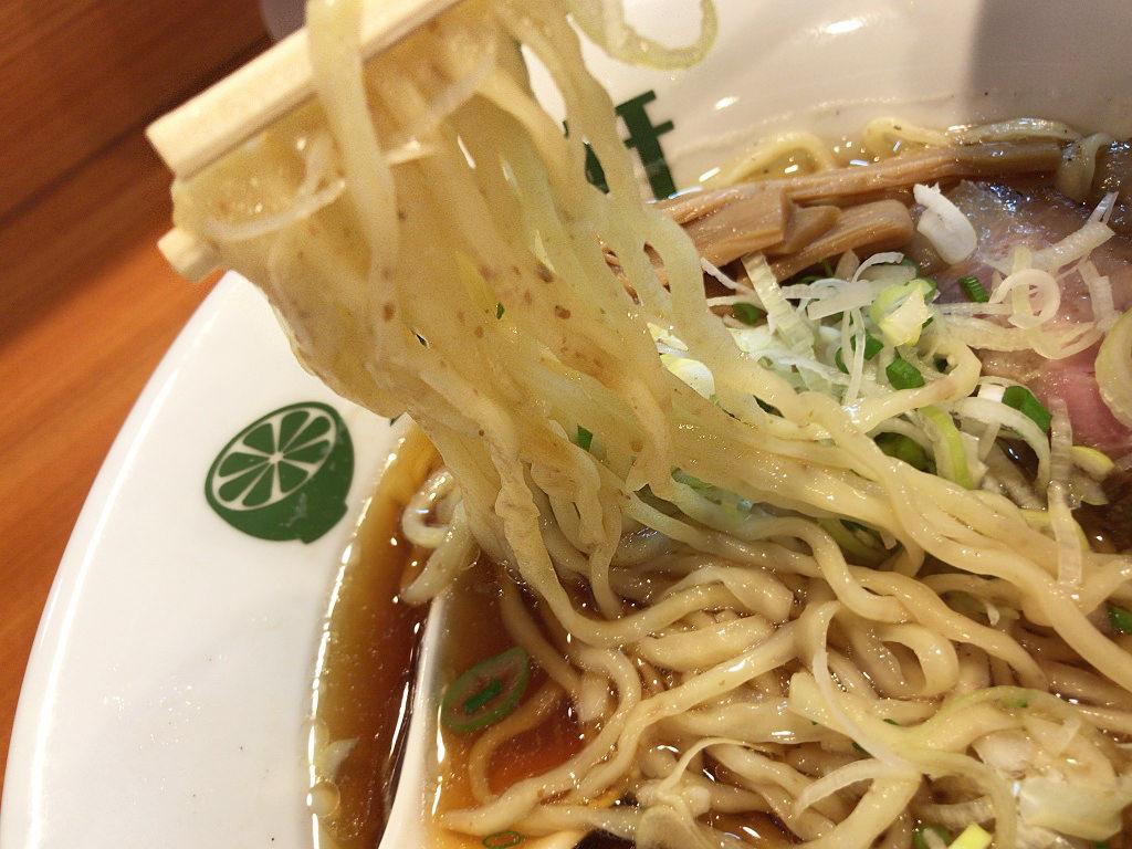 ライムらー麺
