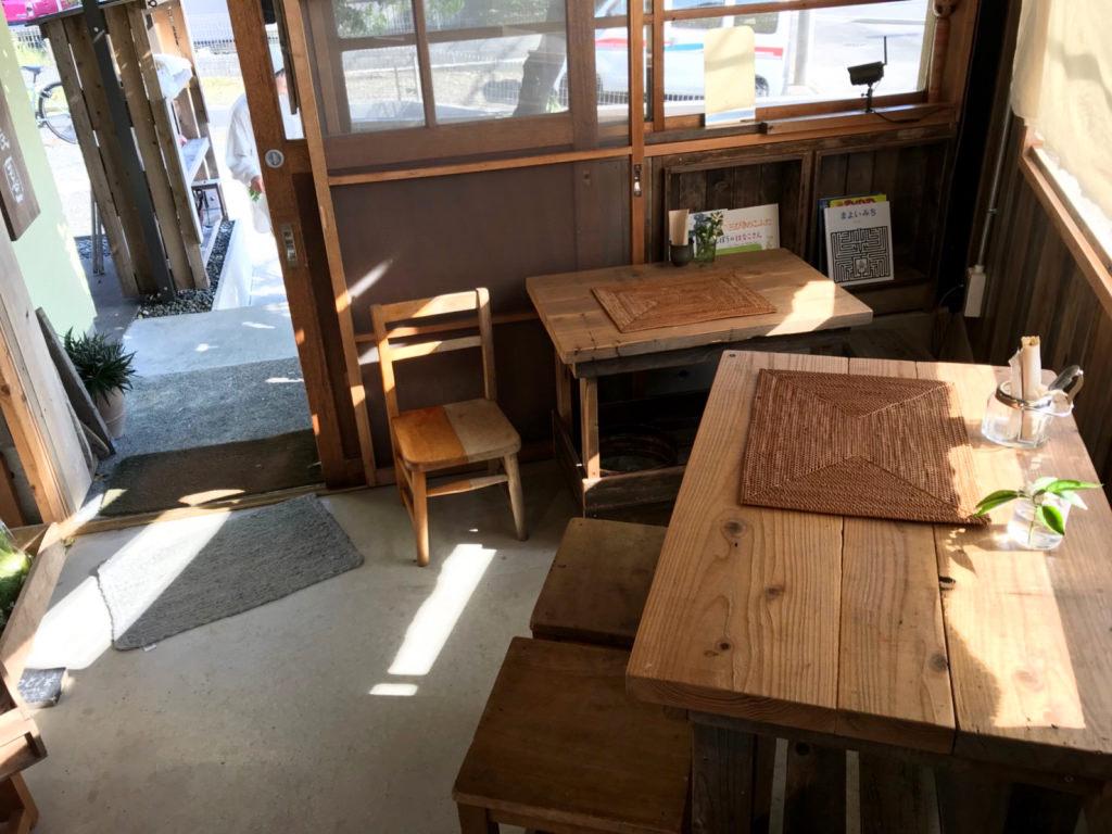 Nogi農園の店内
