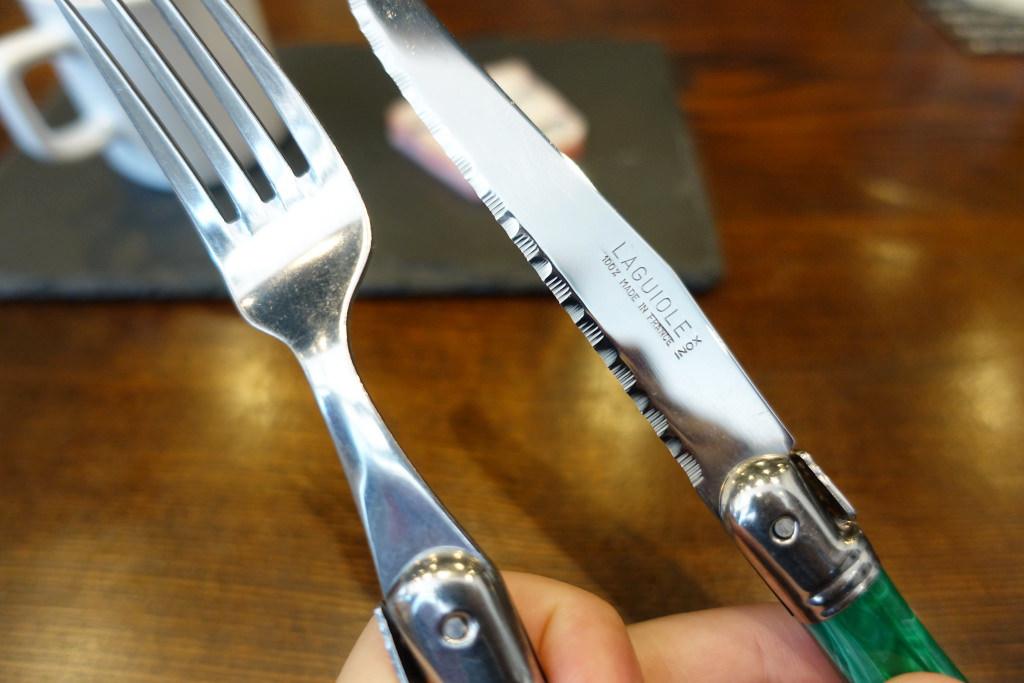 ライヨールのナイフ