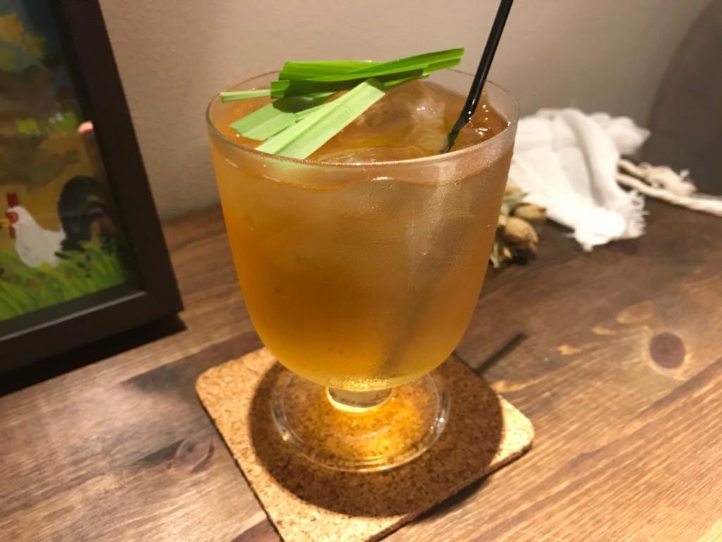 レモングラス和紅茶