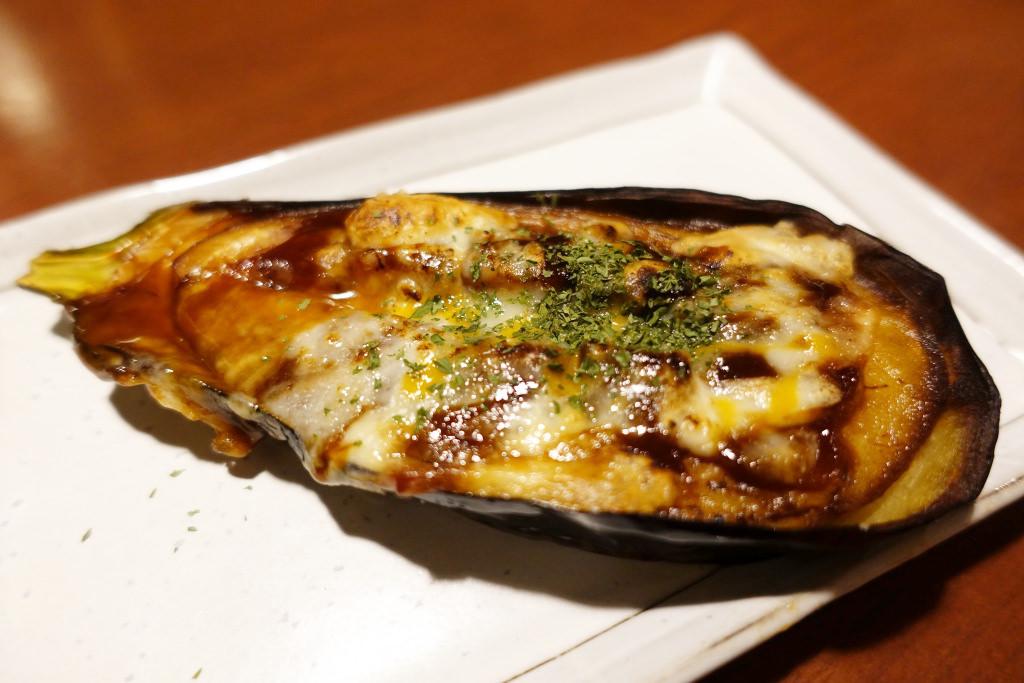 折戸茄子チーズ田楽