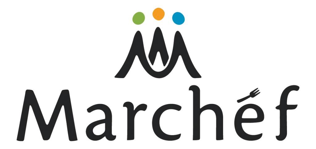 marchef(マルシェフ)のロゴ