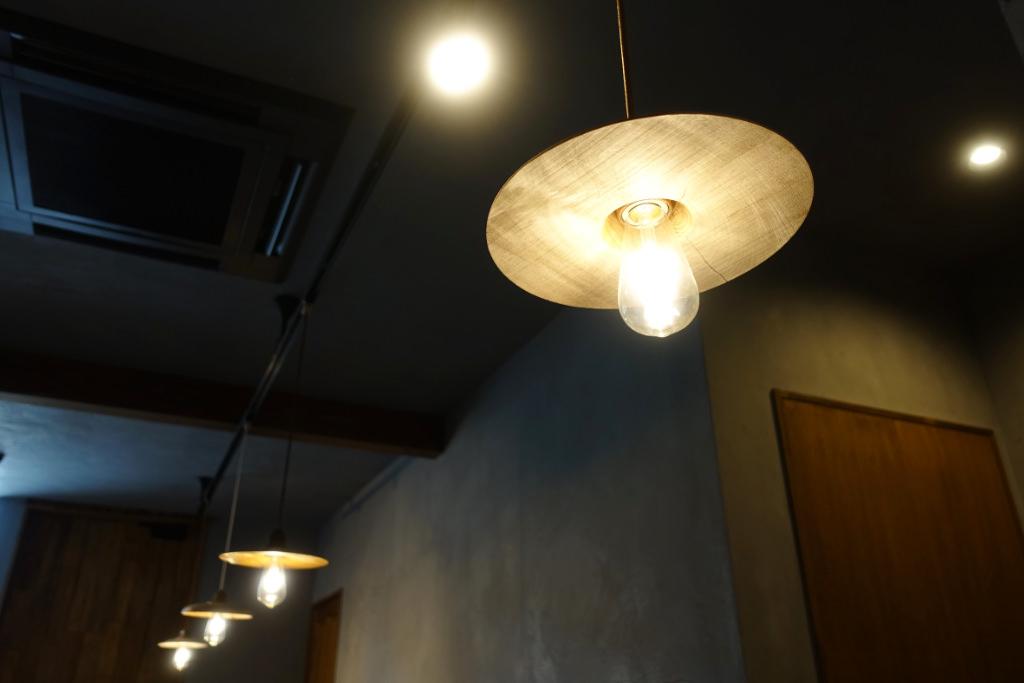 ao warauの照明