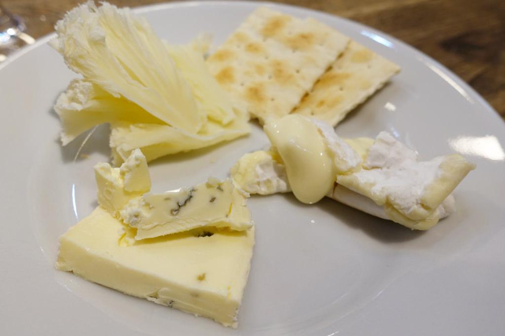 おまかせチーズ3種類盛り合わせ