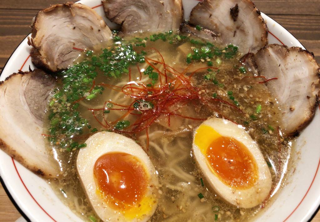 【麺屋ARIGA】注目のラーメン屋が清水区鳥坂にオープン!