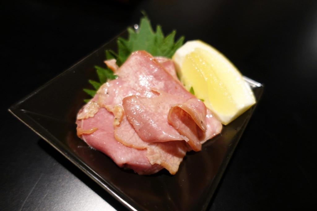 豚タンレモン
