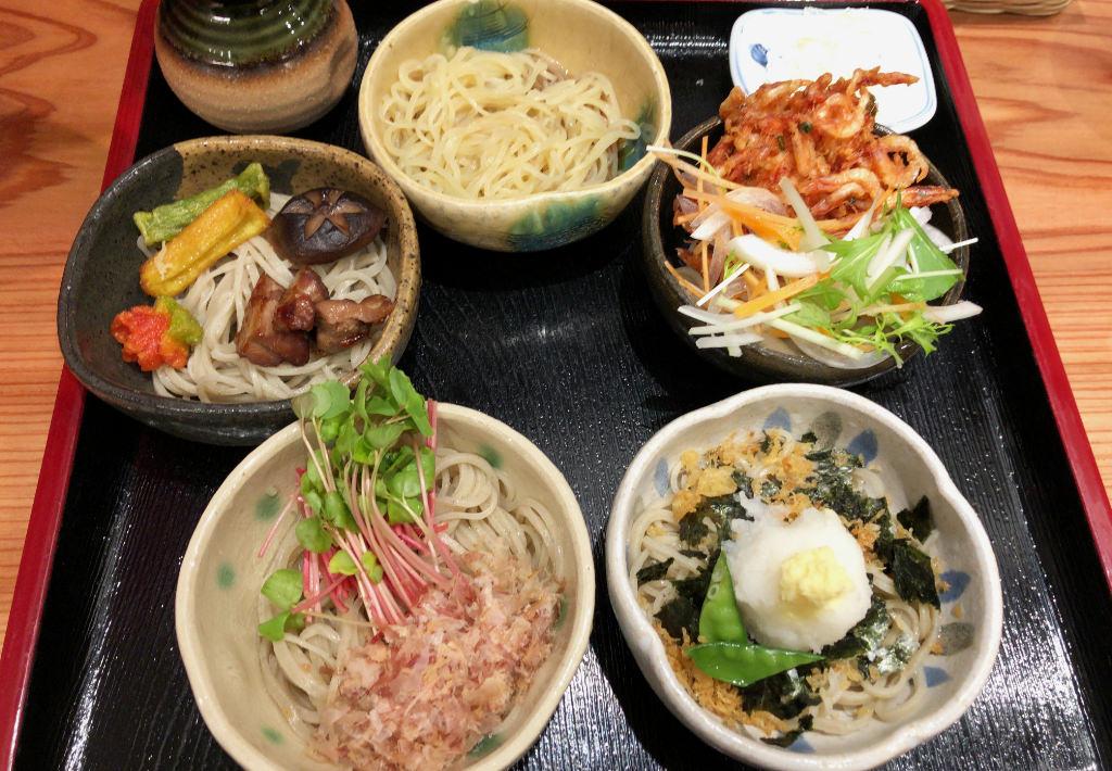 【ちゃやま】名店「つむらや」の味を完全継承したお蕎麦屋さん!