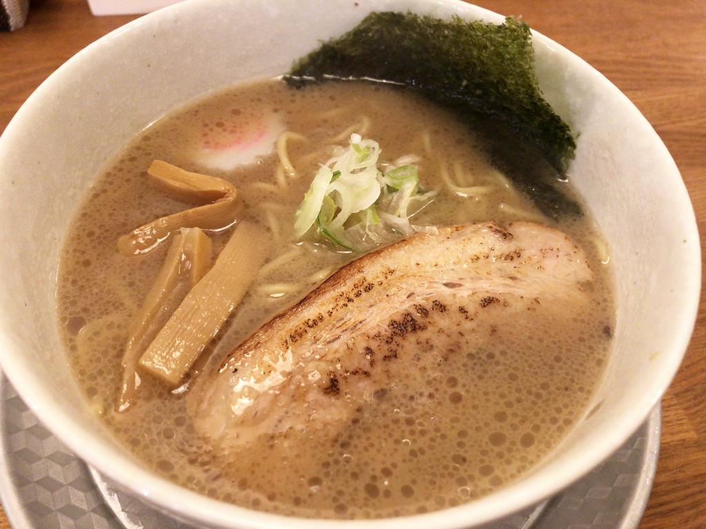 麺屋suguhaの醤油