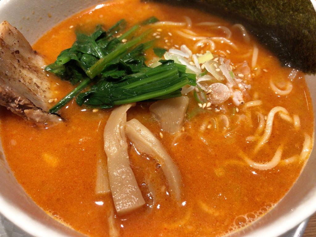 麺屋suguhaの辛味噌