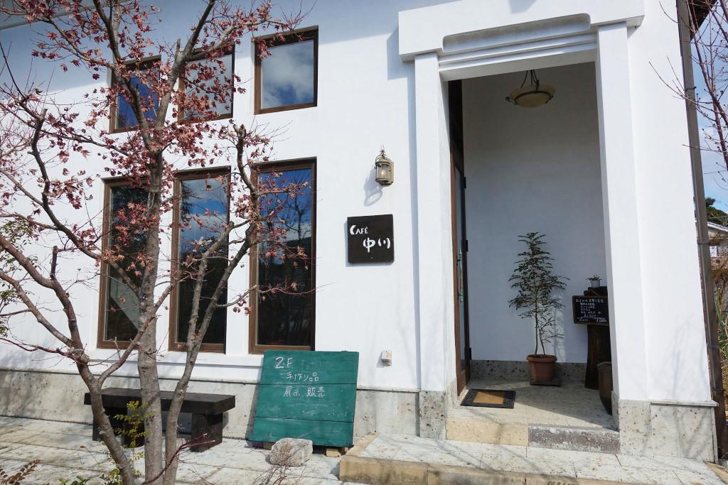 CAFE中川の外観