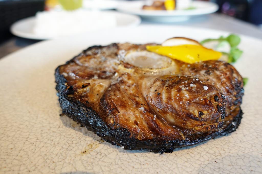 窯焼きランチ 鮮魚