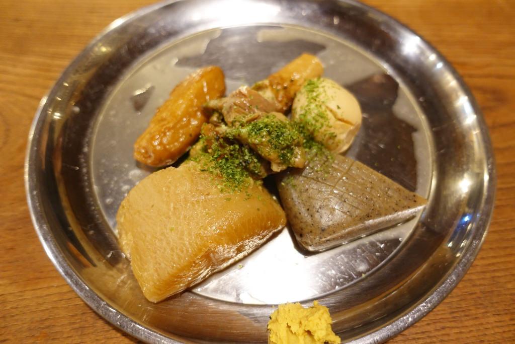 ブンブン山の料理