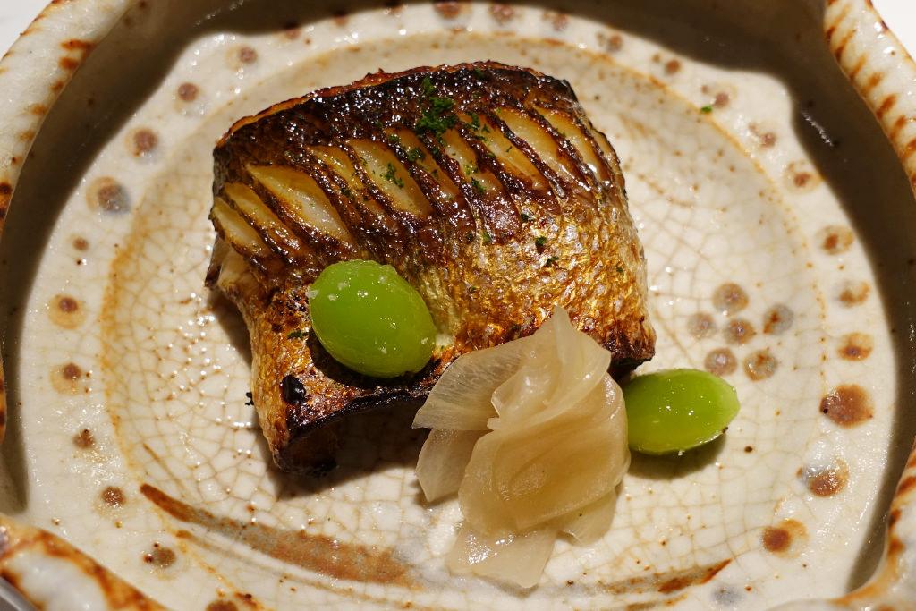 ITAMAE朝太郎の料理