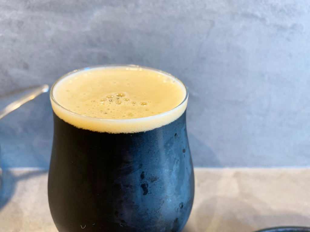 クラフトビールのアフターダーク