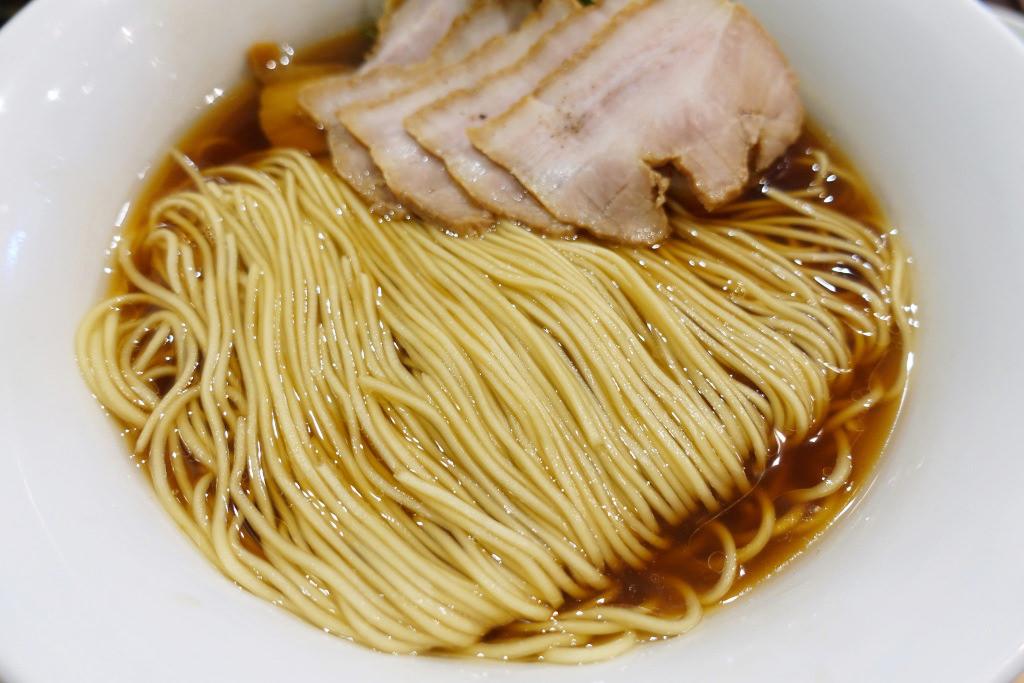 美しい麺線
