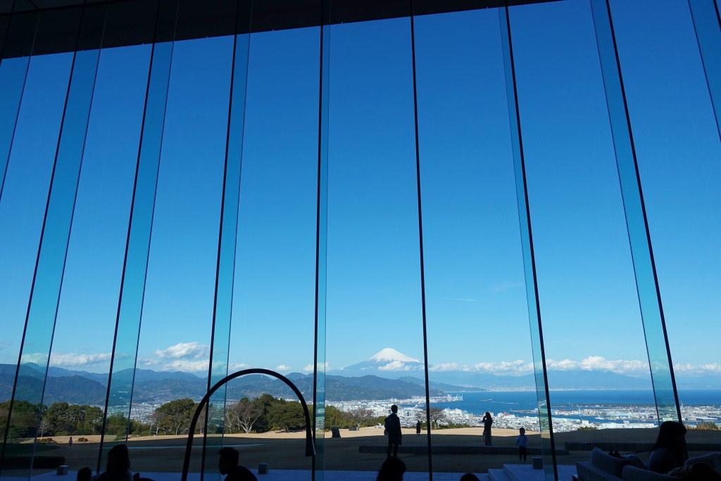 「ザ・テラス」からの眺め