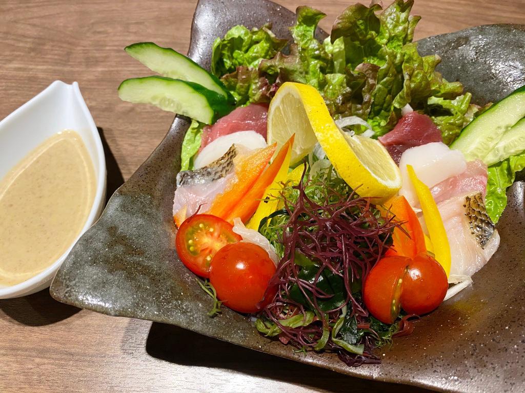 実宇栄サラダ