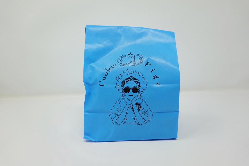 クッキーピゲの袋