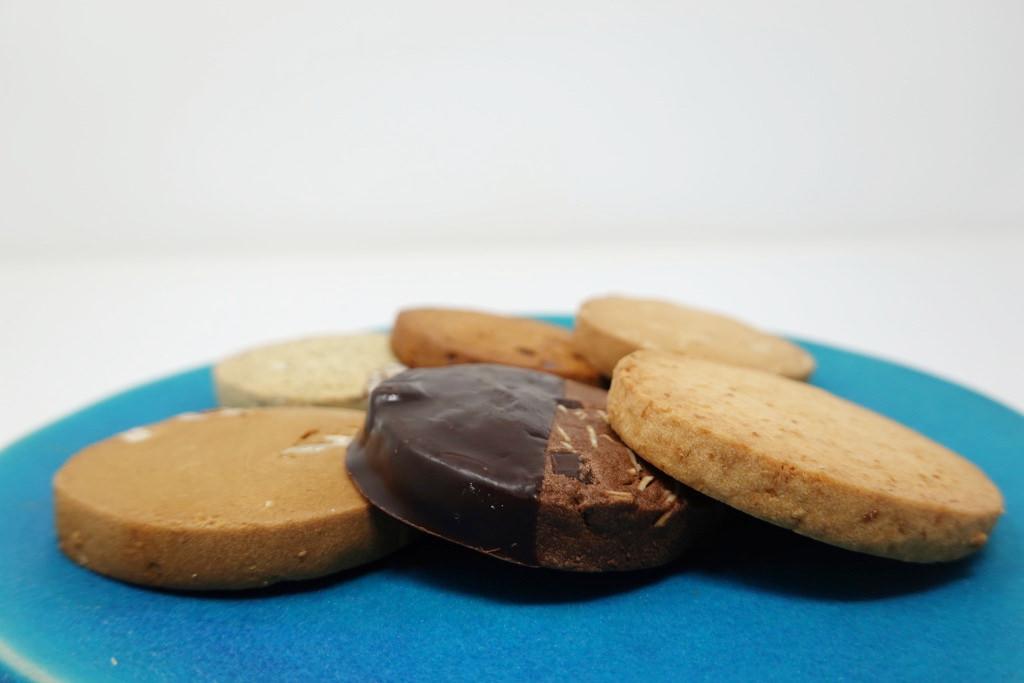 CPクッキーは厚みがある