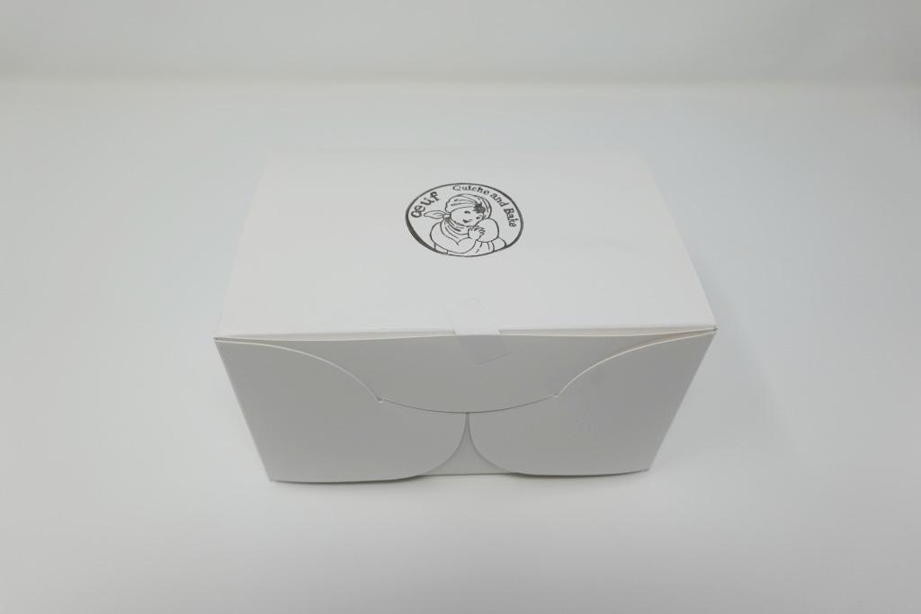 テイクアウトの箱